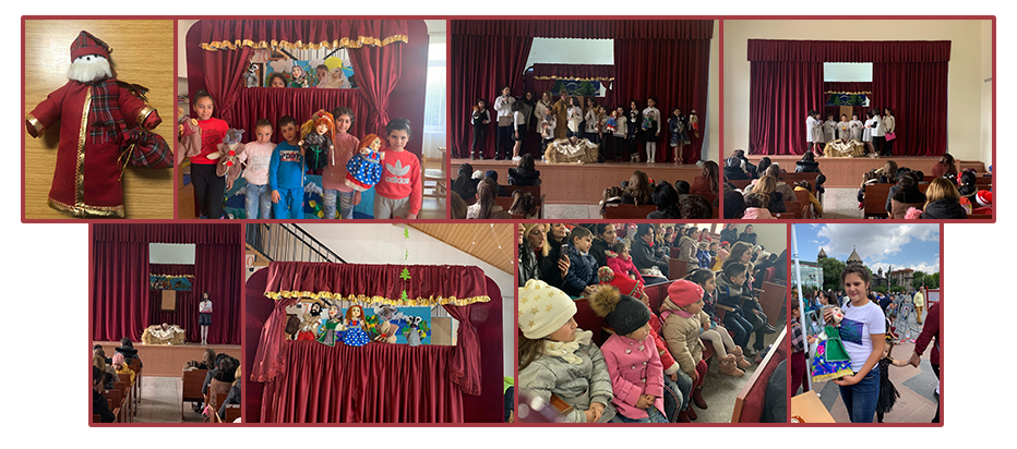 Puppetry show