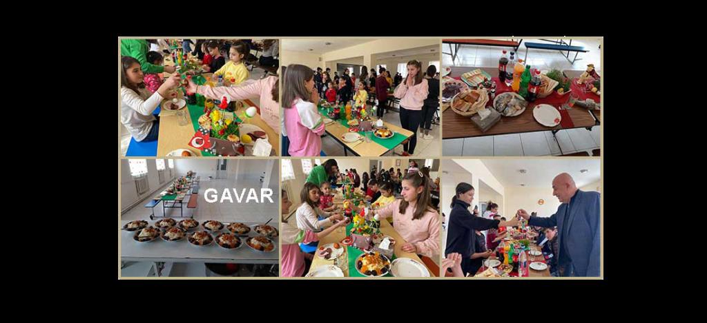 Gavar Easter