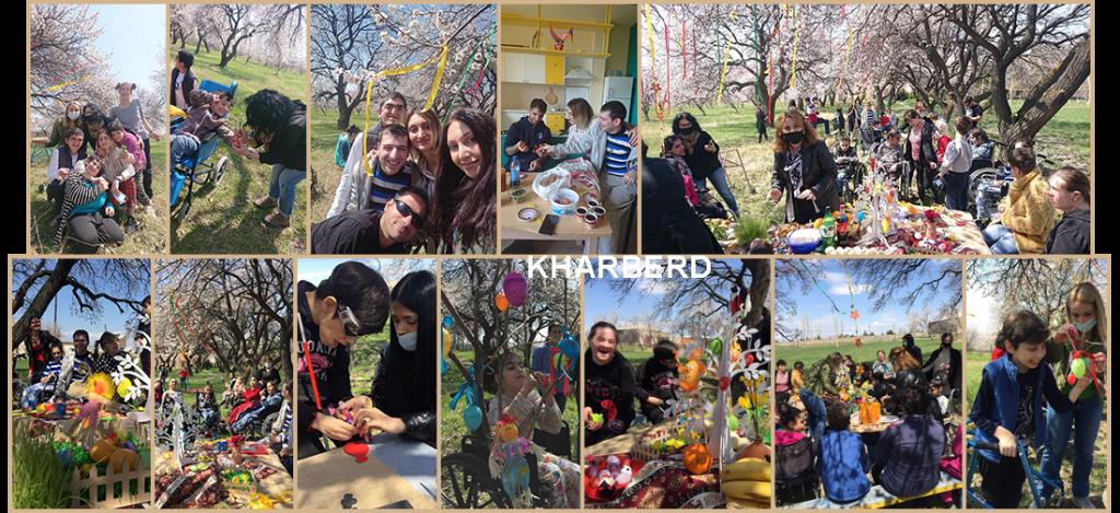 Kharberd Easter