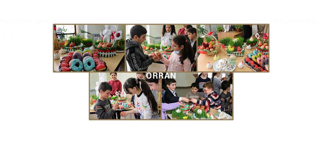 Orran Easter Celebration!