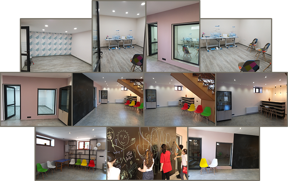 Completion of renovations of the basement at the SOAR Transitional Center