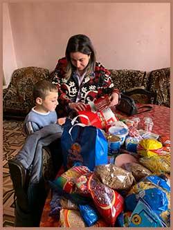 Family of Taron Poghosyan