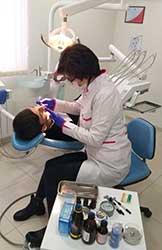 Dental work for Martun Mkrtchyan's older son