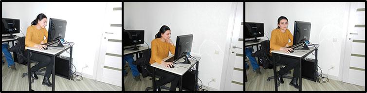 Web programming classes for the wife of fallen soldier, Armen Vekilyan