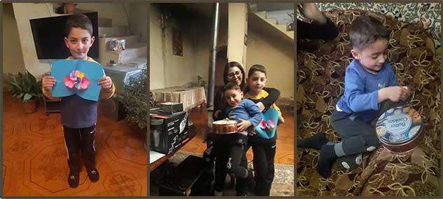 Family of Azat Mkhitaryan