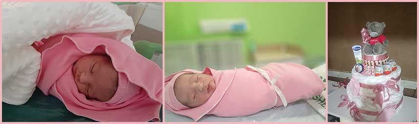 Mariám is born!