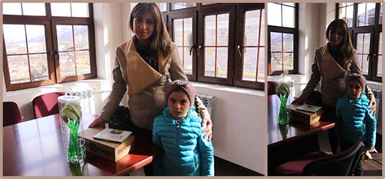 Family of Harutyun Nalbandyan