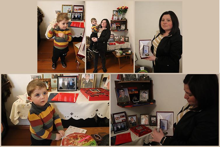 Family of Mesrop Vardanyan