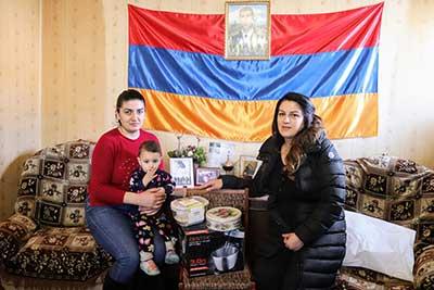 Family of Tigran Goginyan