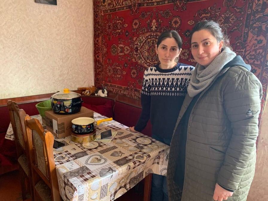 Family of Vahan Harutyunyan