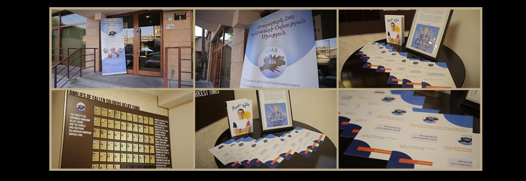 Grand Opening of the SOAR Families of Fallen Soldiers Center in Yerevan
