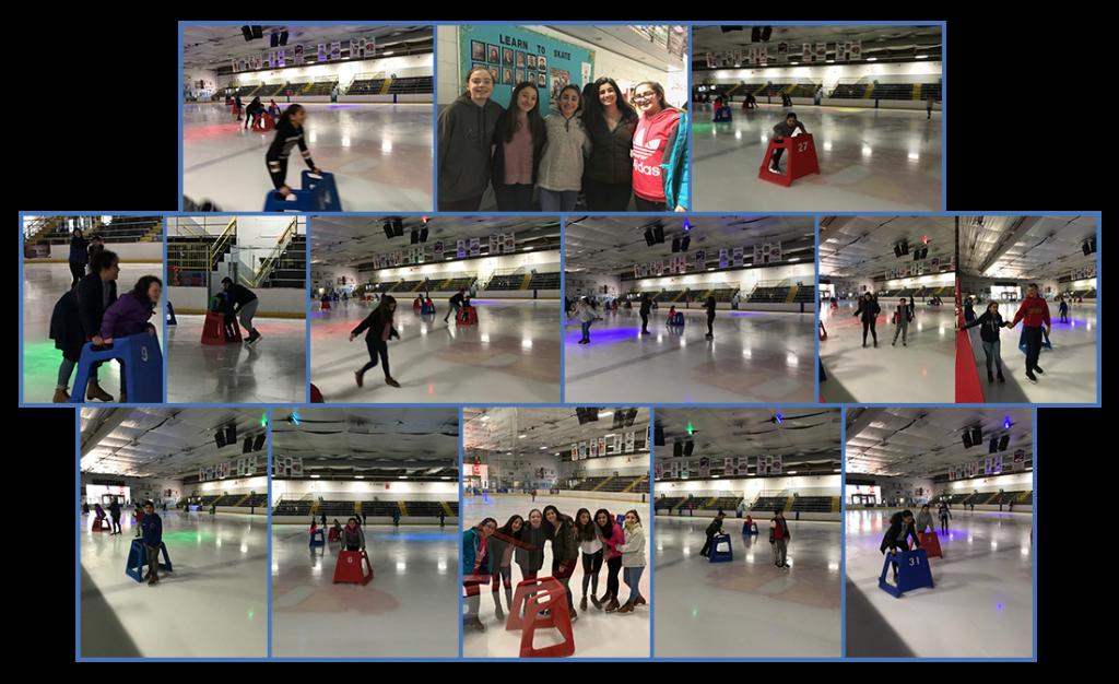 Philly Juniors Ice Skating Fundraiser