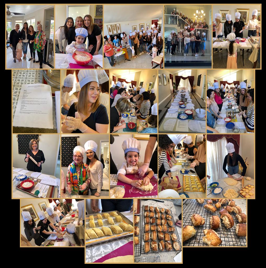 Los Angeles Baking Fundraiser