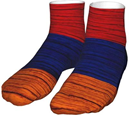 Armenian Flag Compression Unisex Printed Socks