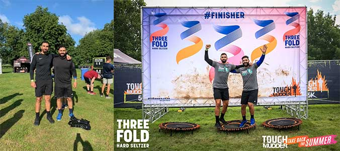 SOAR London Tough Mudder Competition to raise funds for SOAR