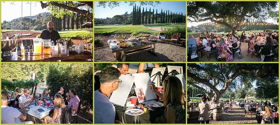 La Canada Paint and Sip