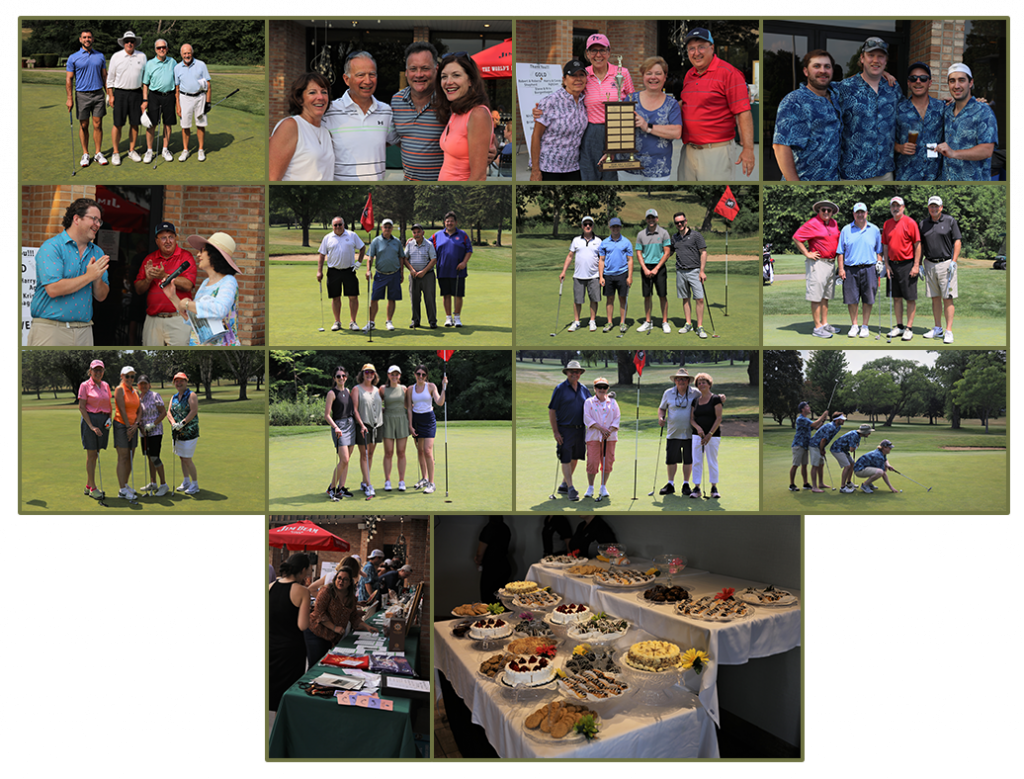Wisconsin-Chicago golf outing
