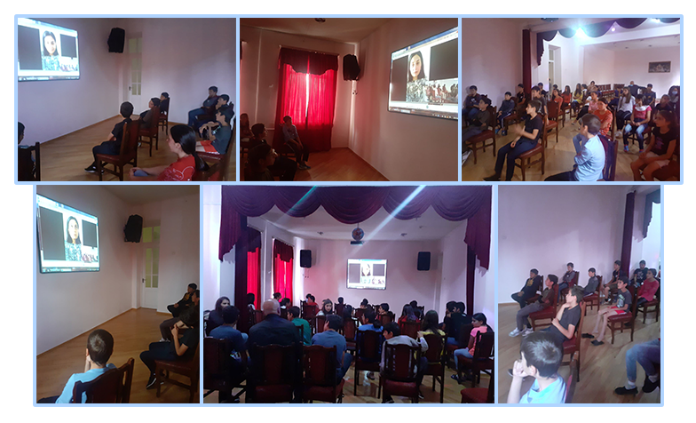 CDP Presentation to Gavar Orphanage by SOAR Antwerp