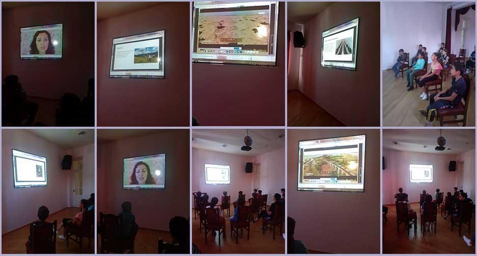 CDP Presentation to Gavar Orphanage by SOAR Odessa