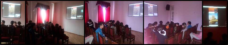 SOAR Barcelona gave presentations to both Orran and Gavar Orphanage