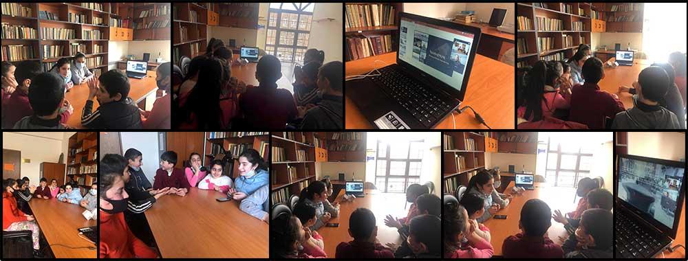 SOAR Harrisburg presentation to the children at Orran