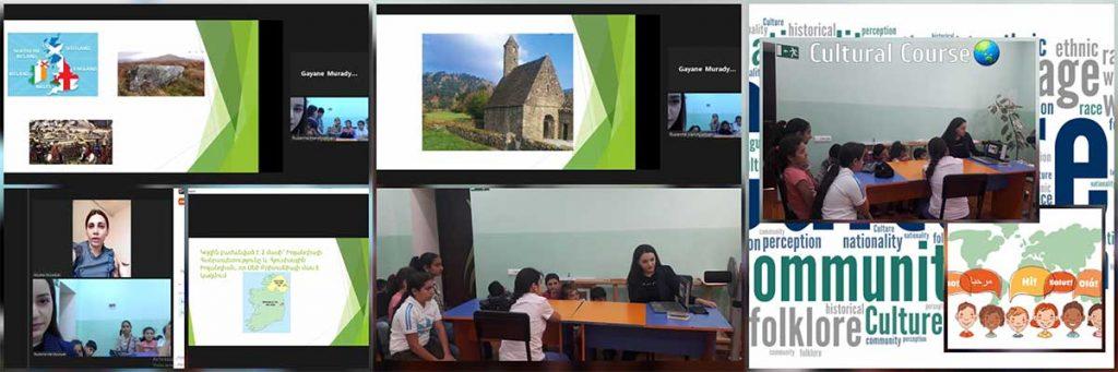 SOAR Dublin presentation through the Cultural Discovery Program