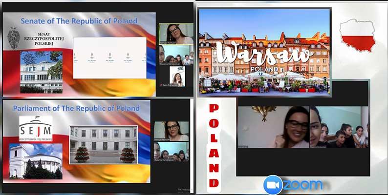 SOAR Warsaw presentation through the Cultural Discovery Program