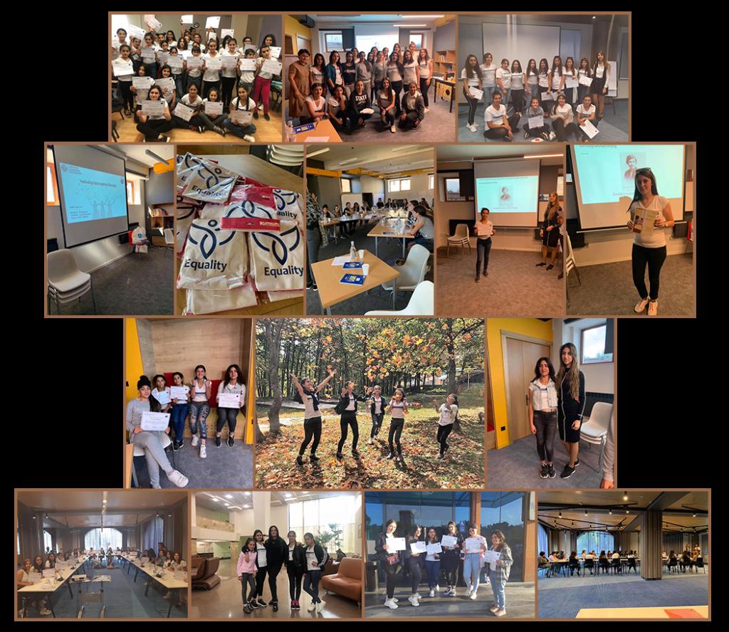 2019 Female Empowerment Program Sessions