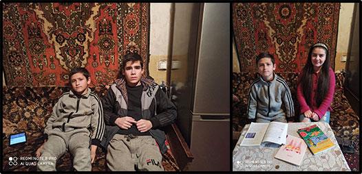 Sargsyan family of GSCC