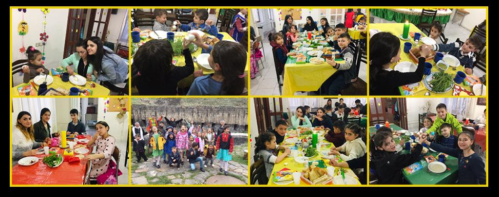 OLA Gyumri Easter