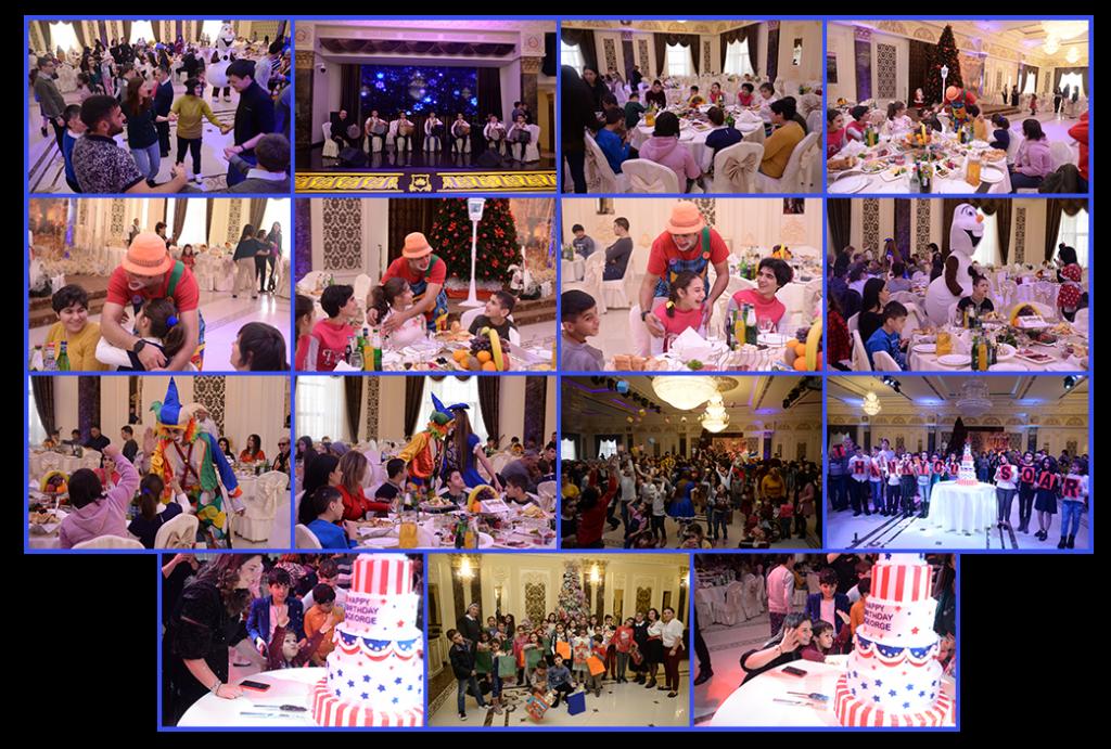 Armenia Christmas Party
