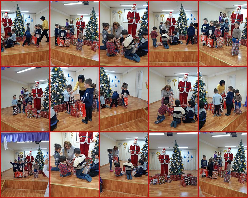 Shengavit Kindergarten Christmas