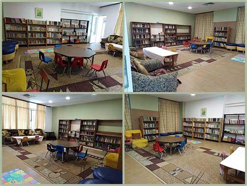 Completion of Tsaghgadzor Camp playroom