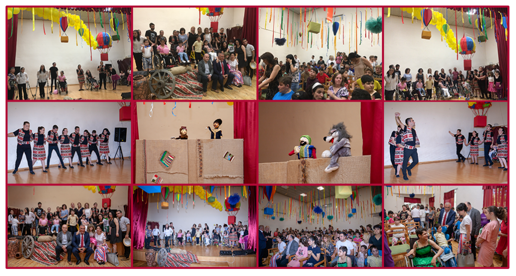 June 1st celebration for Kharberd