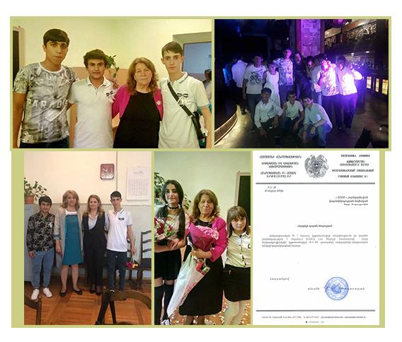 Vardashen Graduation