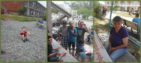 Kharberd Summer Camp