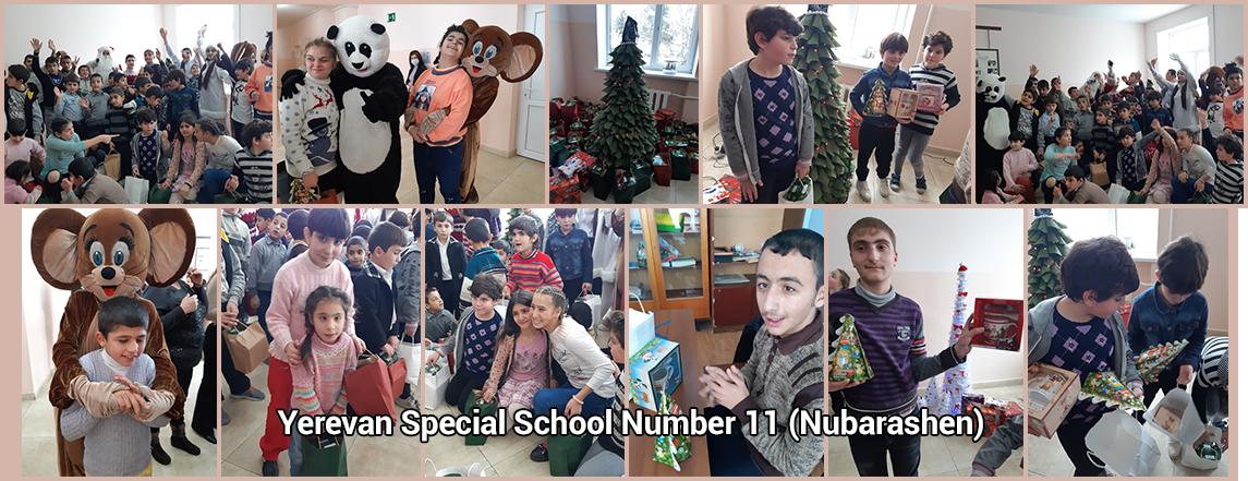 Nubarashen Christmas