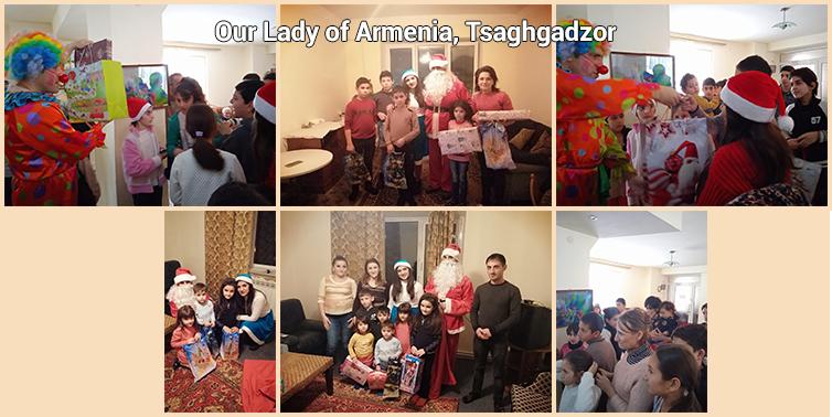 OLA Tsaghgdzor (Housing displaced Artsakh families)