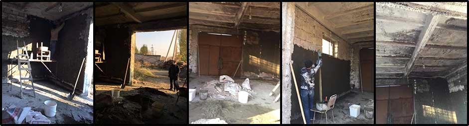 Kharberd workshop extension