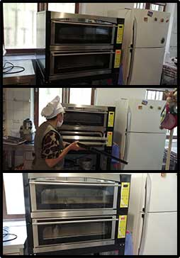 Pizza Ovens for OLA